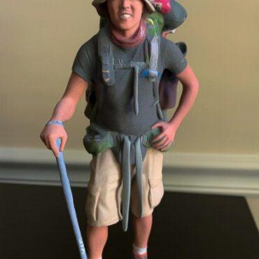 3D figurine Keith Doubman